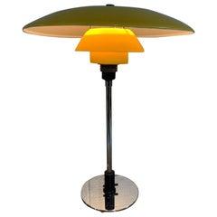 Danish Table Lamp by Poul Henningsen Model PH 3-2