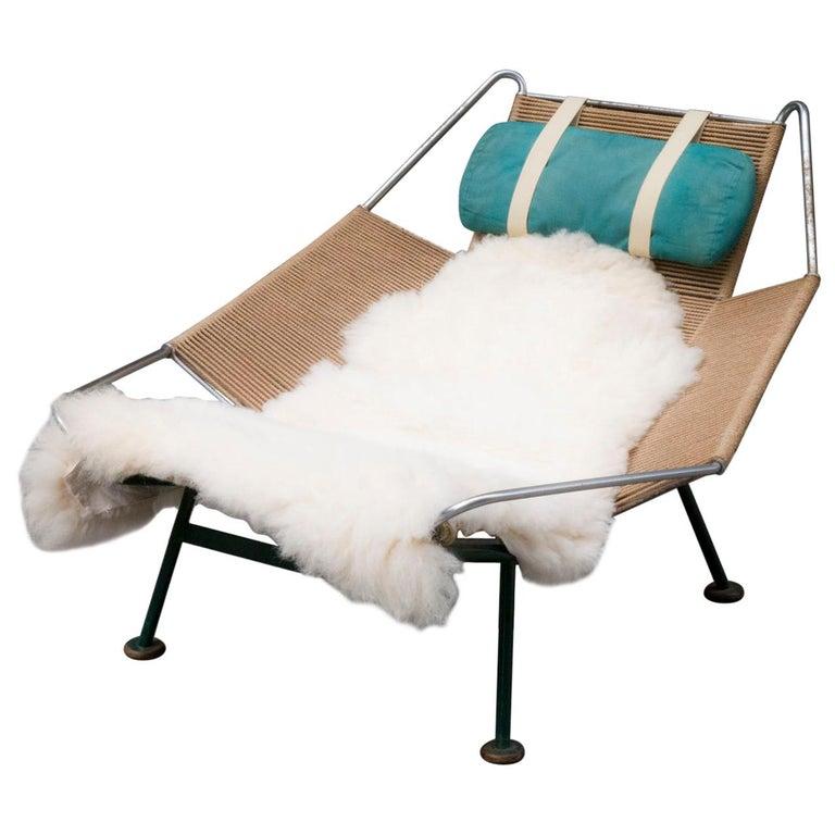 Hans J. Wegner Flag Halyard Chair For Sale
