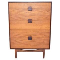 Ib Kofod- Larsen Danish Range Highboy Dresser #2
