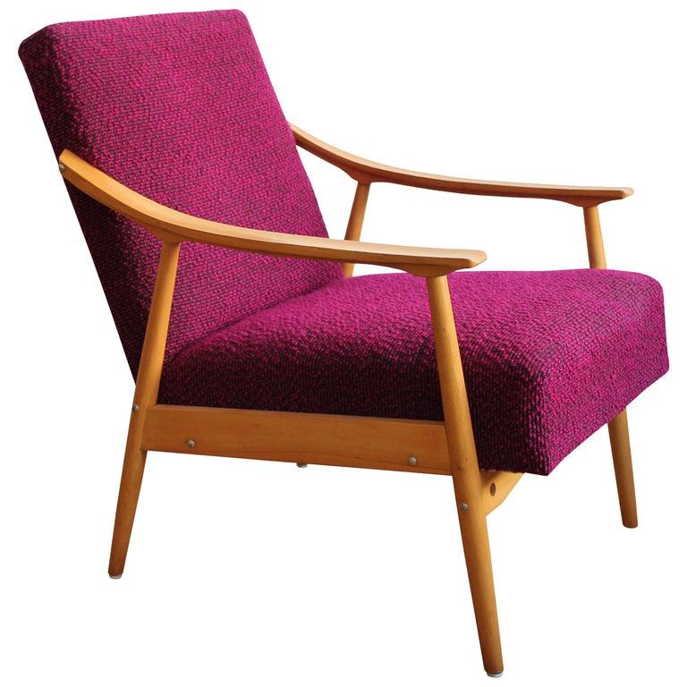 Midcentury Armchair For Sale