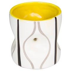 Roger Capron Ceramic Vase, 1950s