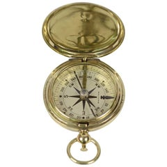 Pocket Compass for the American Army Officers WWI by Waltham