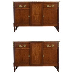 Pair of Louis XVI Commodes