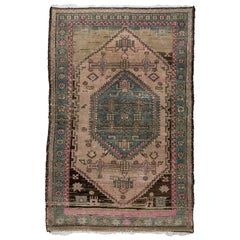 Persian Hamadan Rug, Antique