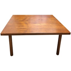 Hans Wegner Square Teak Coffee Table