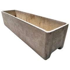 Willy Guhl Rectangular Planters
