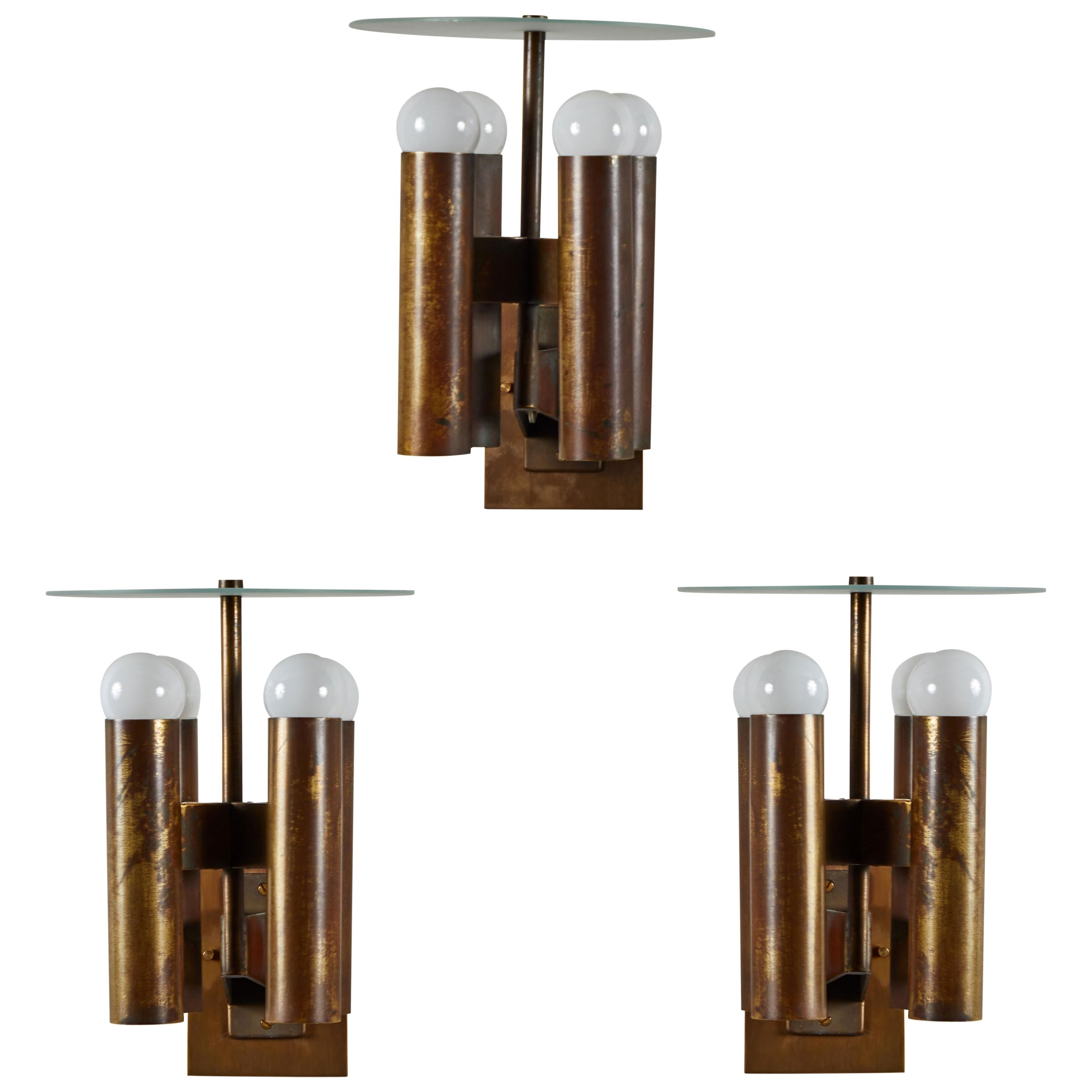Single Sconce by Lumi
