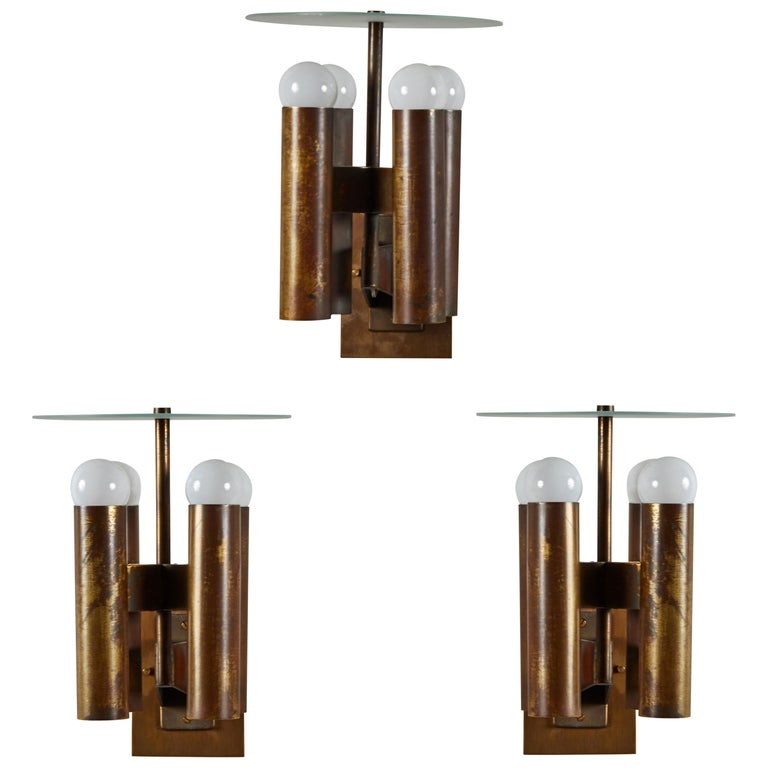 Sconces by Lumi For Sale