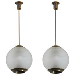Pendants by Caccia Dominioni for Azucena