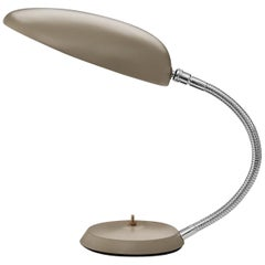 Greta Grossman Cobra Table Lamp, Warm Grey