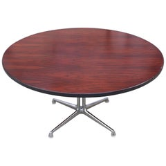 Eames La Fonda Coffee Table in Rosewood for Herman Miller