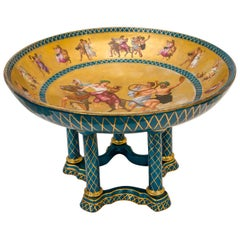 French Porcelain Compote