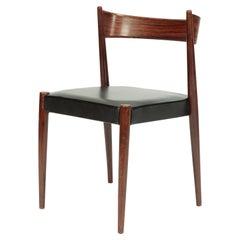 Scandinavian Chair Rosewood, 1960s