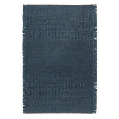 Kura, Handwoven Rug in Felt and Polyester