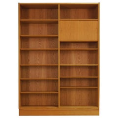 Poul Hundevad Ash Midcentury Bookcase