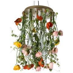 Flower Power Mohn Kronleuchter, Italien