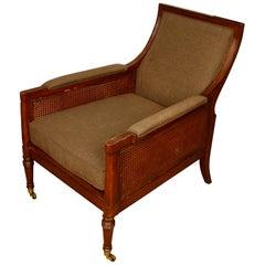 Regency Style George III Armchair