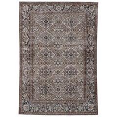 Oriental Persian Malayer Rug