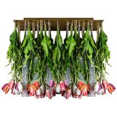 Flower Power Tulpen Kronleuchter, Italien