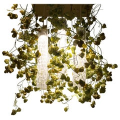 Flower Power Physalis Chandelier, cm h 80 65x65, Italy