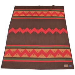 Pendleton Indian Design Camp Blanket