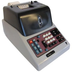 Marcello Nizzoli Olivetti Divisumma 24 Adding Machine