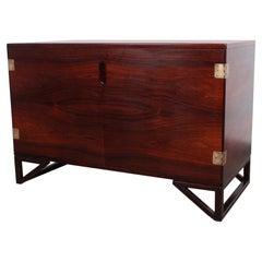 Rosewood Cabinet by Svend Langkilde