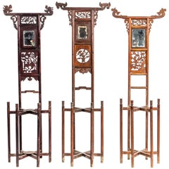 Late Qing Dynasty Washstand