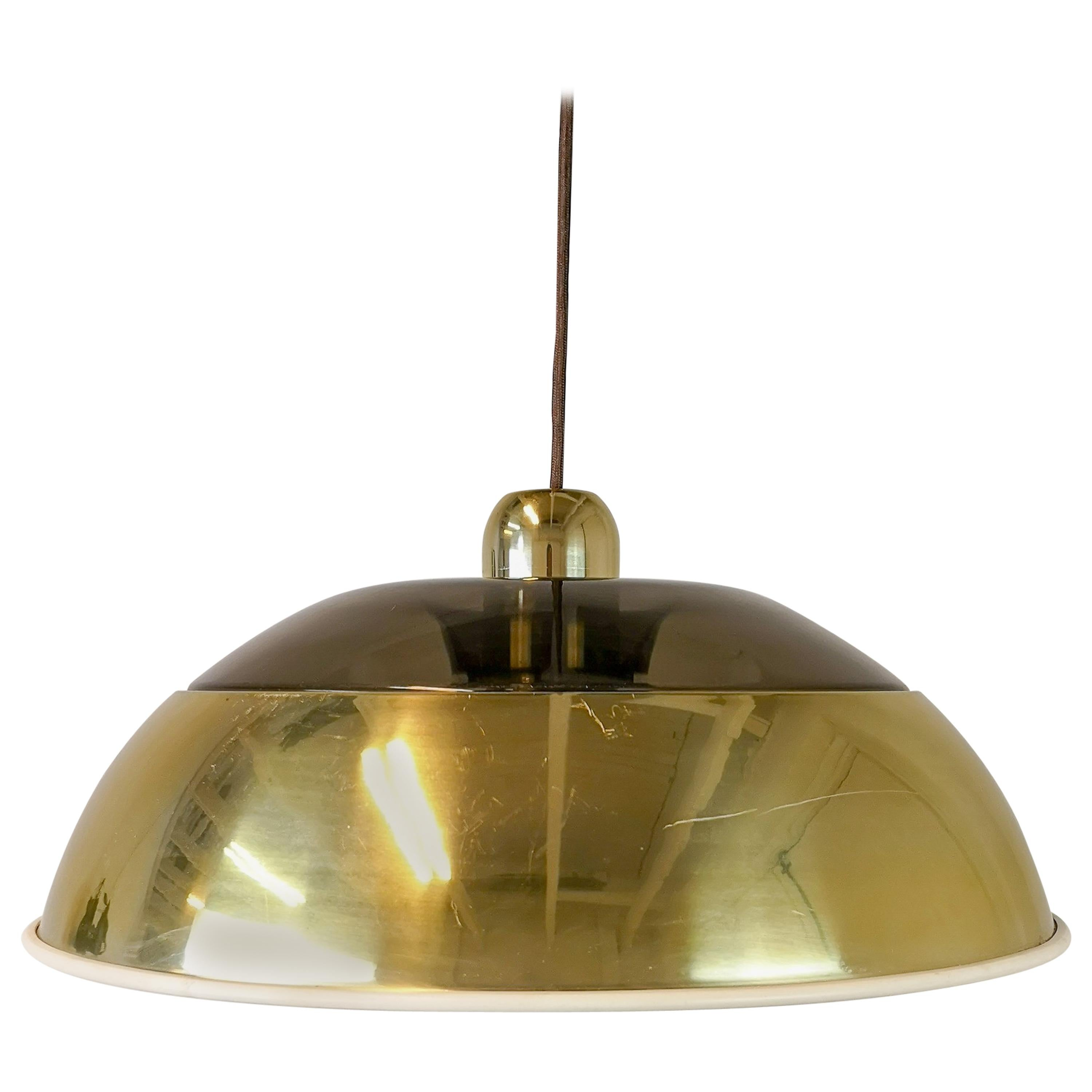 Ceiling Lamp Fagerlhults, Sweden, 1970s