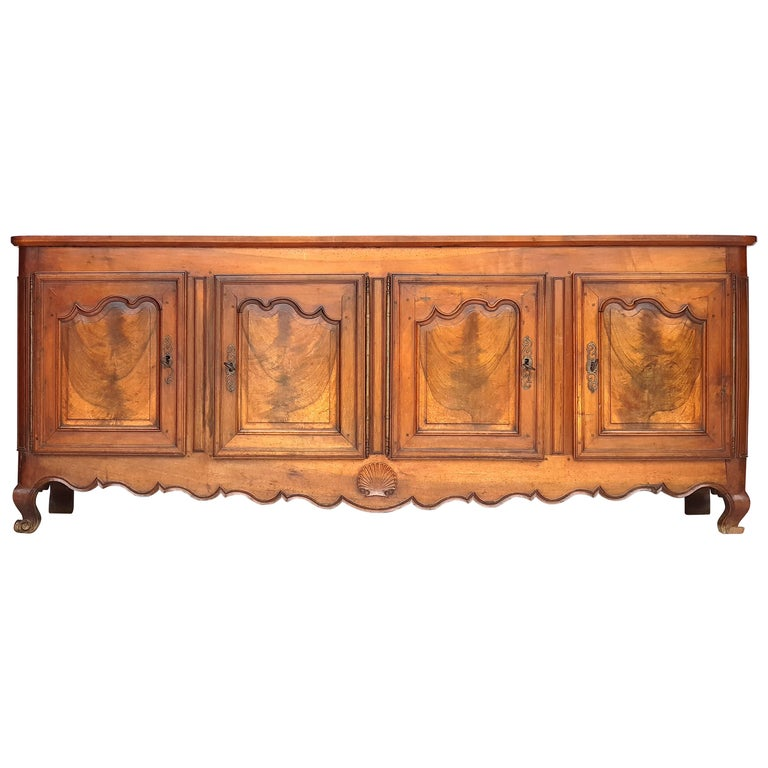 Baroque Sideboard, Provence, 1730s For Sale