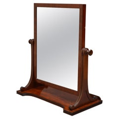 Regency Toilet Mirror by Gillows