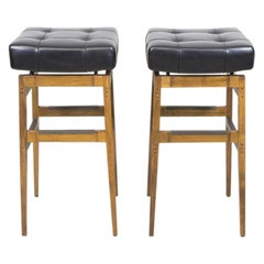 Bar Stools by Gianfranco Frattini, 1958