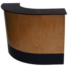 Original der 1930er Jahre modernistische Bar von Gerald Summers für Hersteller von einfachen Möbeln
