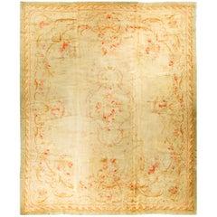 French Savonnerie Rug Carpet, circa 1890