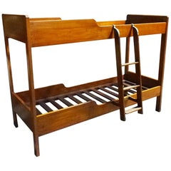 1952 Bunk Bed from Passenger Ship Augustus