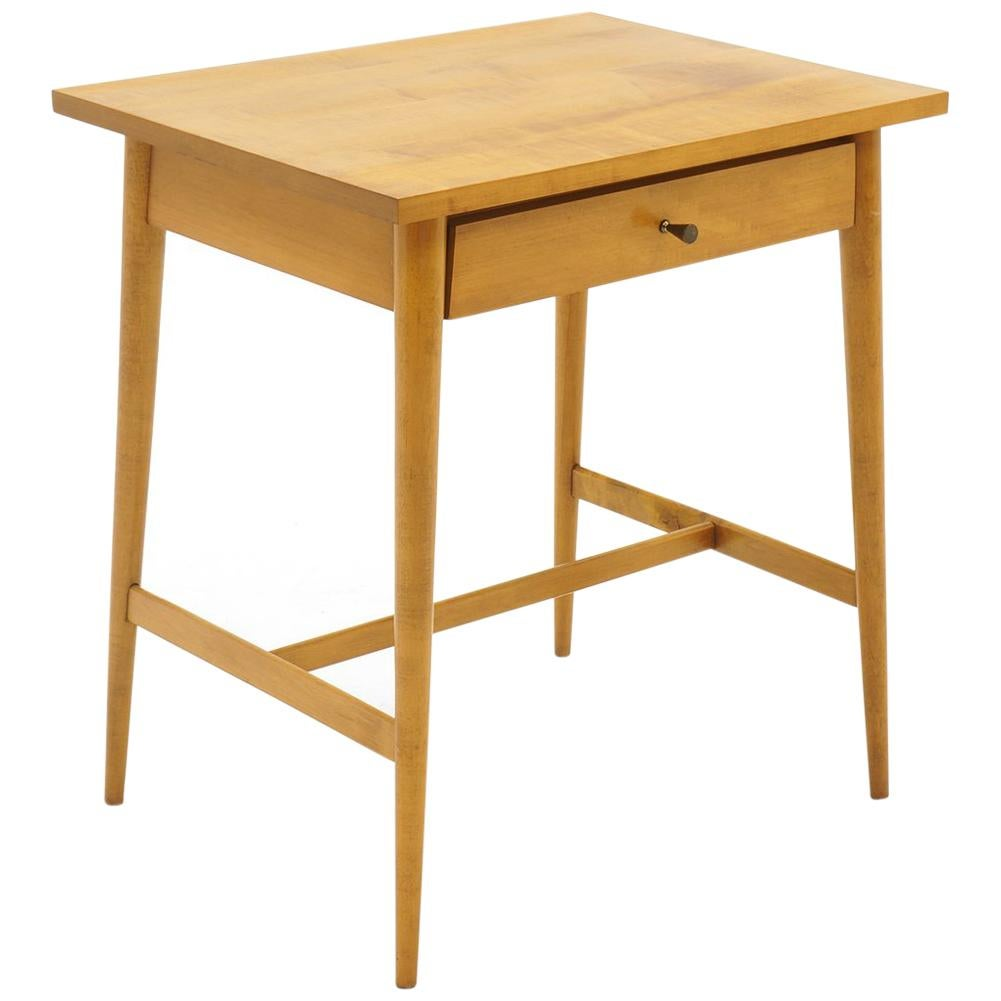 Side Table/Night Stand with Drawer by Paul McCobb for Calvin