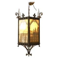 Italian Renaissance Style Hanging Lanterns