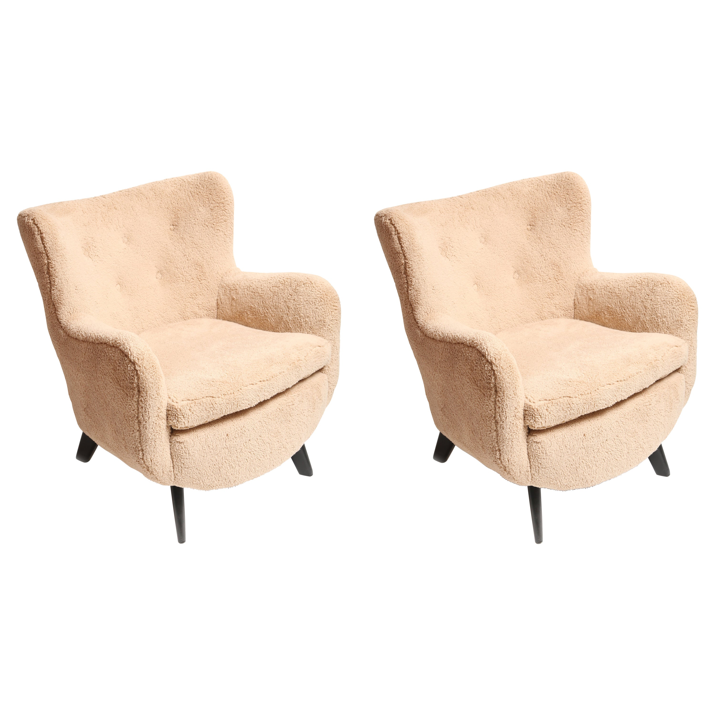 George Nelson Lounge Chairs Model #4688