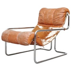 Guido Faleschini Lounge Chair for Mariani