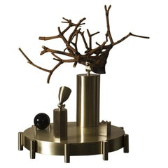 Contemporary SABBA Bright sculputure with root