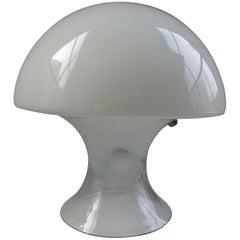 Gino Vistosi Murano Glass Table Lamp