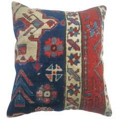 Persian Heriz Rug Pillow