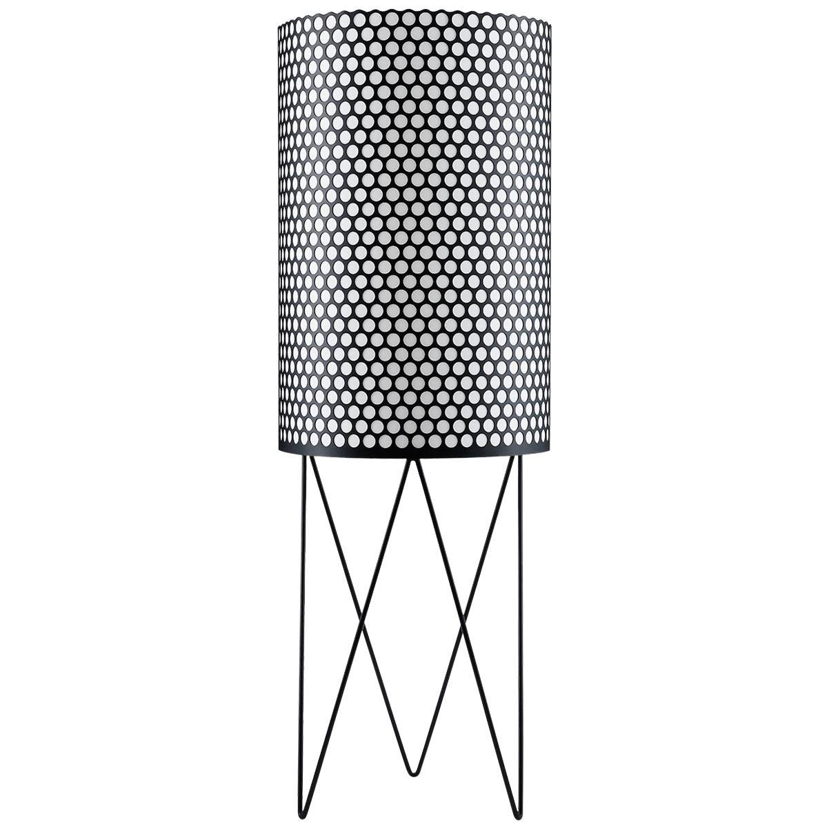 PD2 Floor Lamp, Matte Black