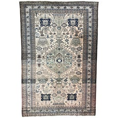 Beautiful Vintage Caucasian Rug