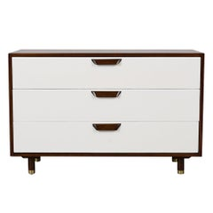 Mid-Century Modern Lacquered Chest of Drawers