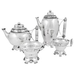 Early Georg Jensen Tea and Coffee Service 33