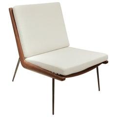 Peter Hvidt & Orla M. Nielsen, Boomerang Easy Chair, Denmark, 1956