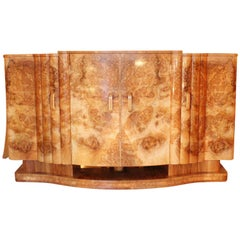 Harry and Lou Epstein Art Deco Sideboard