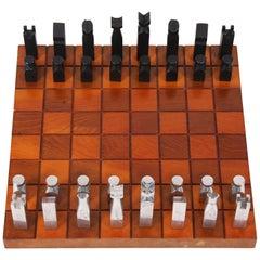Modernist Chess Set