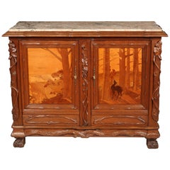 Rare Cabinet by Metgé
